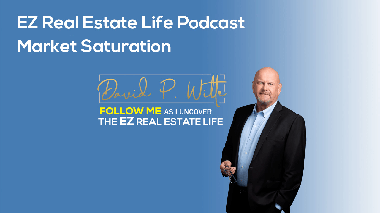 Dealing with Real Estate Market Saturation