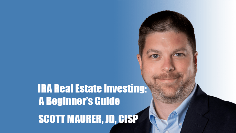 How to Invest in Real Estate with an IRA Cover